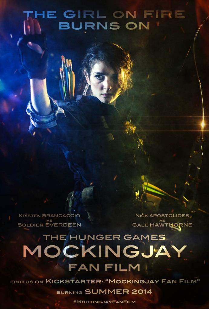Mockingjay poster 1