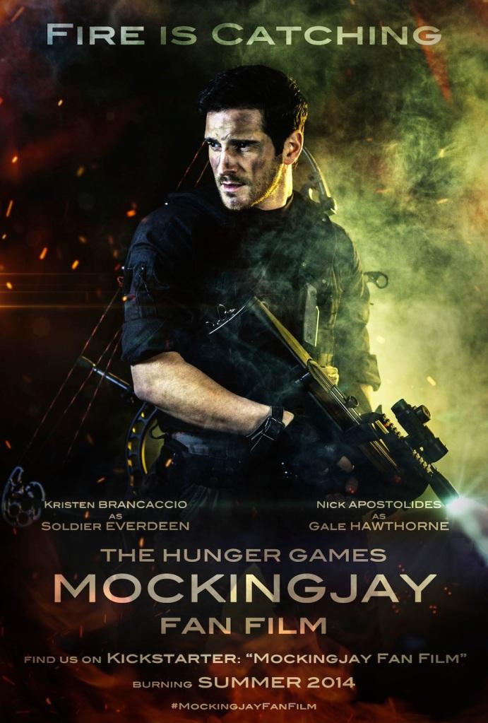 Mockingjay poster 2