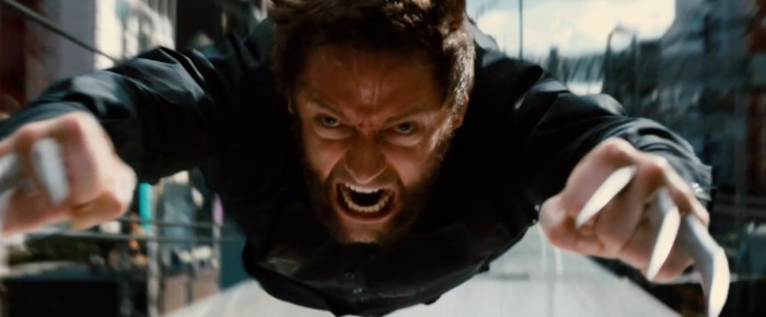 The Wolverine bullet train