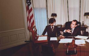 Trask Nixon 1972