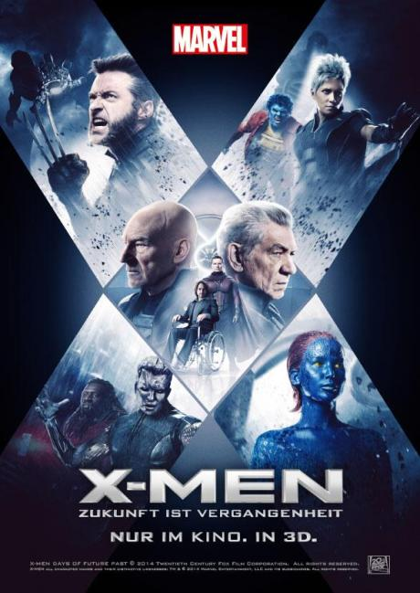 X-Men Days of Future Past intl poster
