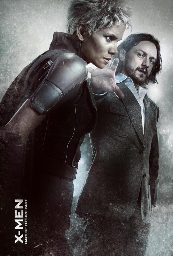 X-Men Days of Future Past Storm Prof X