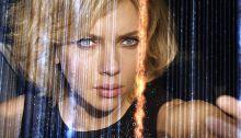 Screencap of Scarlett Johansson from Lucy