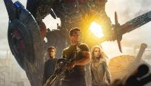 International movie poster for Transformers: Age of Extinction