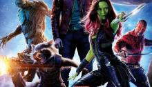 International movie poster for Guardians of the Galaxy