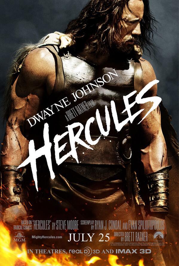 Hercules poster 2