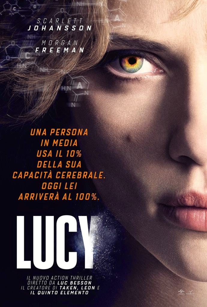 Lucy intl poster