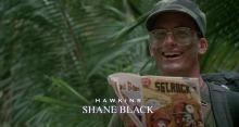Predator Shane Black
