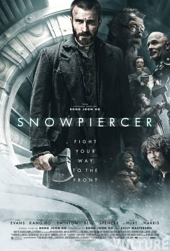 Snowpiercer poster 2