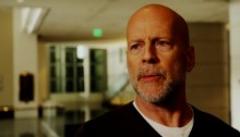 Screencap of Bruce Willis from The Prince