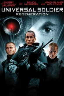 Universal Soldier: Regeneration DVD cover