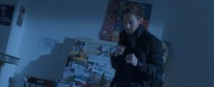 Screencap of fight in Alien Uprising movie