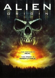 Alien Origin DVD cover