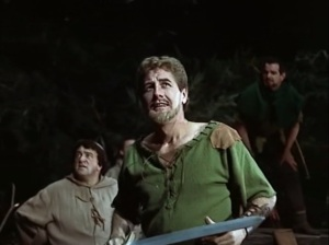 The Men of Sherwood Forest - Robin