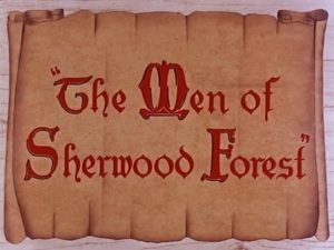 The Men of Sherwood Forest - Title