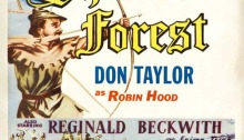 The Men of Sherwood Forest movie poster