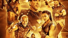 Blu-ray cover for The Scorpion King 4: Quest for Power