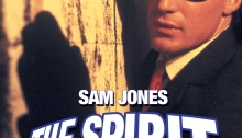 The Spirit (1987) DVD cover