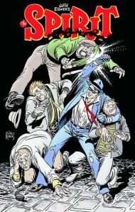 The Spirit comic