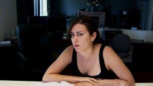 Katie Featherston Paranormal Activity