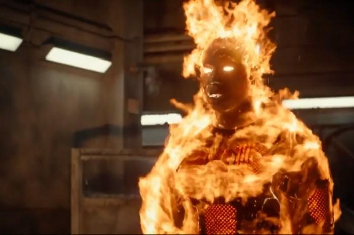 Fantastic Four 2015 - Human Torch