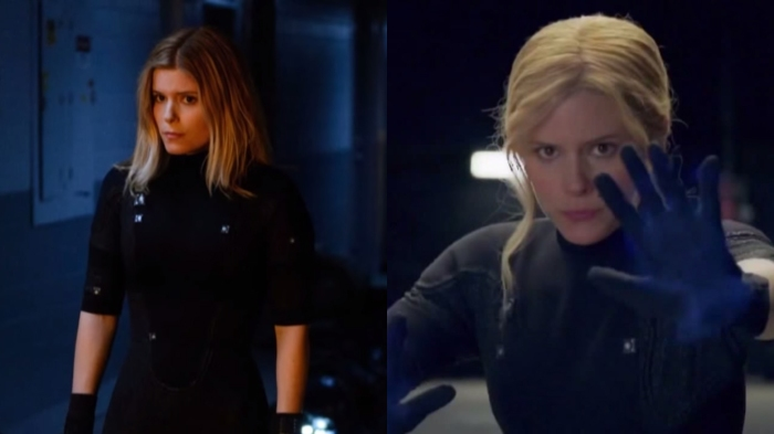 Fantastic Four 2015 - Sue Storm hair