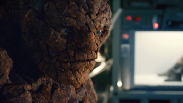 Fantastic Four 2015 - The Thing
