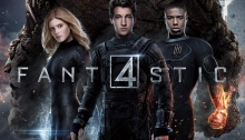 Fantastic Four 2015 movie poster