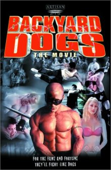 Backyard Dogs DVD cover