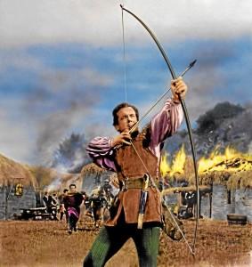 Richard Greene - Sword of Sherwood Forest