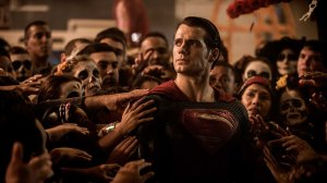 Batman v Superman Superman worship