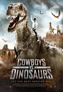 Cowboys vs. Dinosaurs movie poster