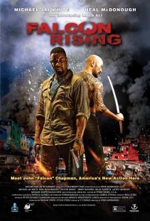 Falcon Rising movie poster