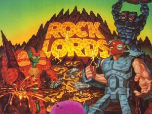 GoBots Rock Lords