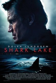 Shark Lake movie poster