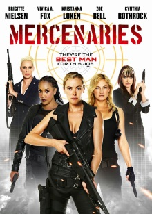 Mercenaries movie poster
