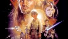 Star Wars: Episode I - The Phantom Menace movie poster
