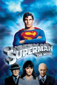 Superman DVD cover