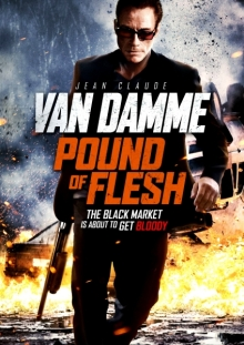 Pound of Flesh movie poster